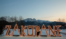 Zakopane im Winter (PL)